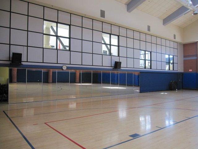 Veterans sportscomplex small gym multi purpose room