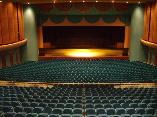 Marin Center Marin Veterans Memorial Auditorium Bay