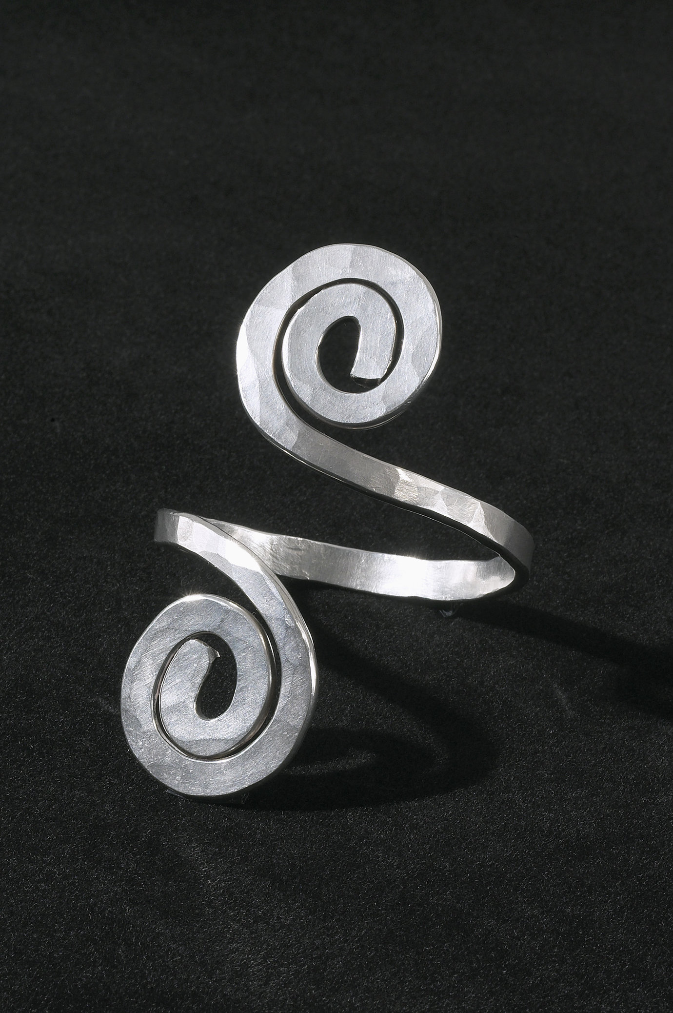 ", c. 1945. Sterling silver, 3-5/8 x 2-3/4 x 2-3/4"" (9.2 x 7 x 7 cm)."