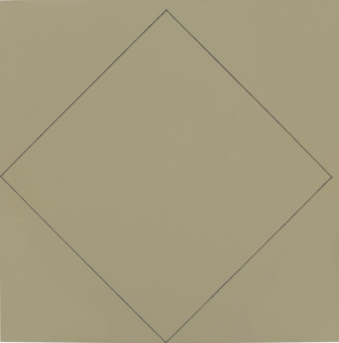 ", 1974. acrylic on canvas, 36"" x 36"" (91.4 cm x 91.4 cm)."