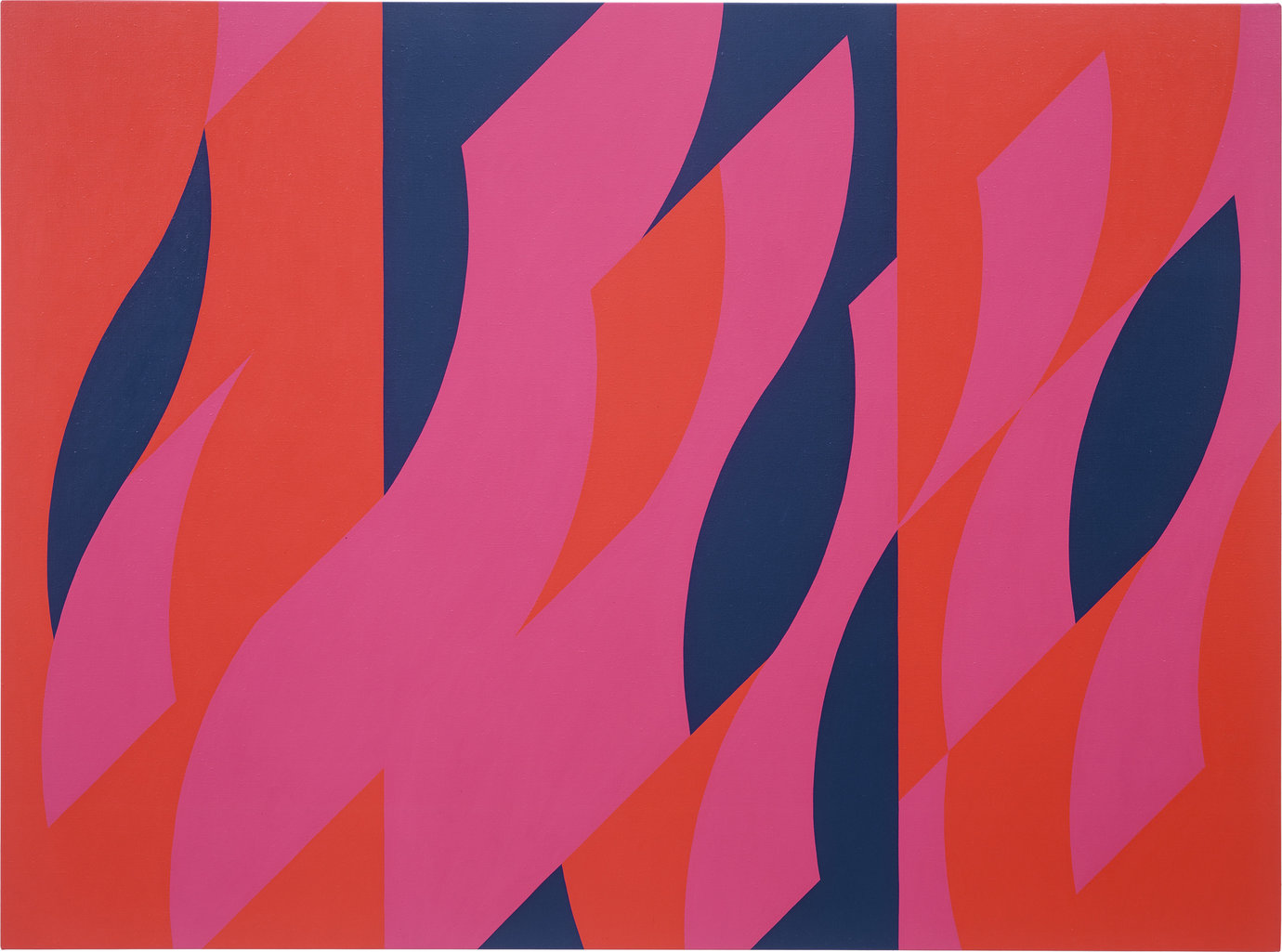 ", 2007. oil on linen, 66-3/4"" x 89-3/4"" (169.5 cm x 228 cm)."