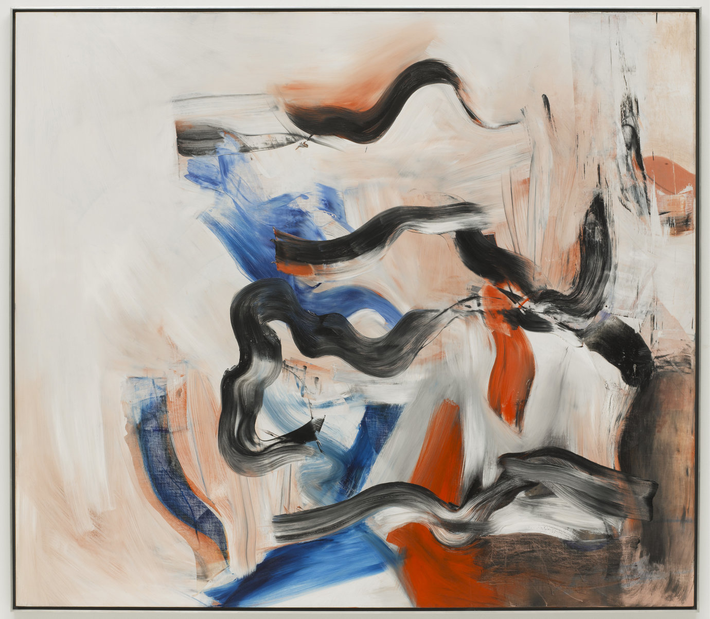 ", 1982. oil on canvas, 70"" x 80"" (177.8 cm x 203.2 cm)."