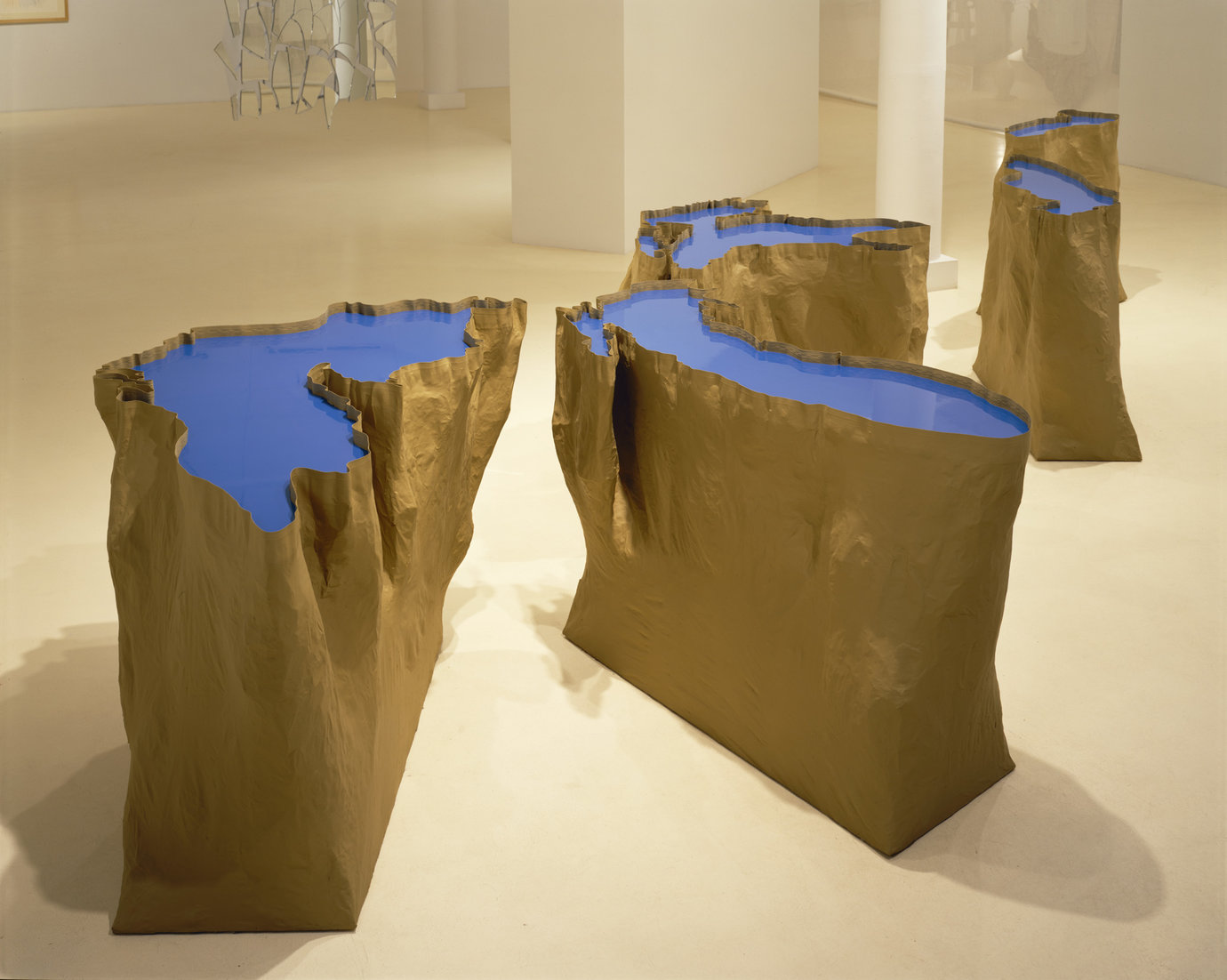, 1996. Mixed media, installation dimensions variable.