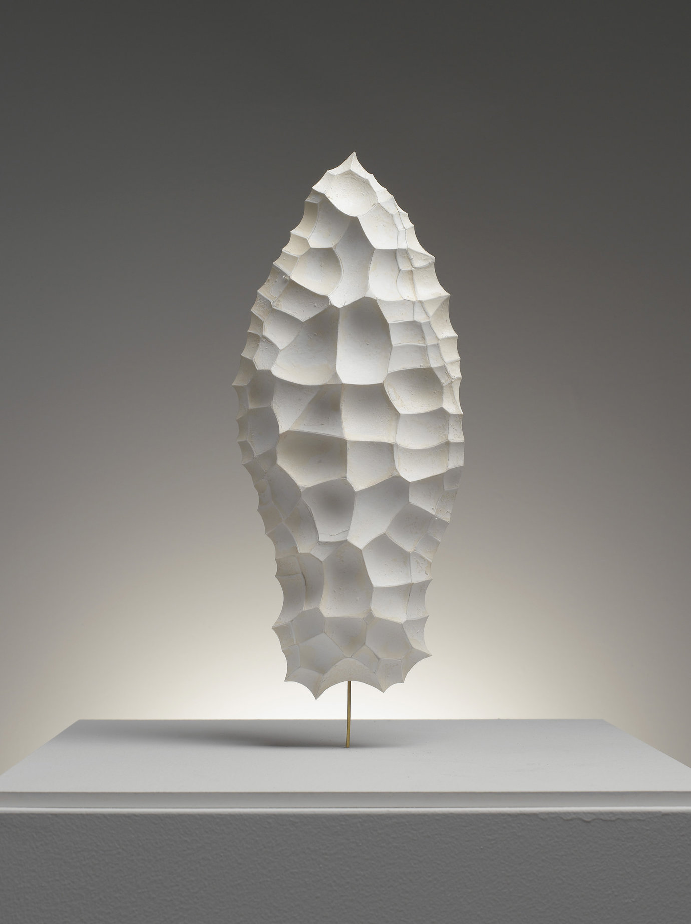 ", 2009. Eggshell, 10-1/2"" x 4-1/4"" x 1"" (26.7 cm x 10.8 cm x 2.5 cm)."