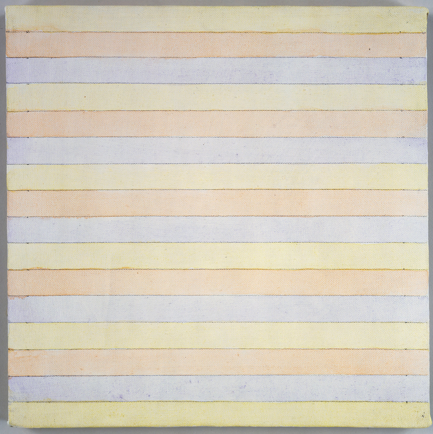 , 1999. acrylic and graphite on linen, 12 x 12 (30.5 x 30.5 cm).