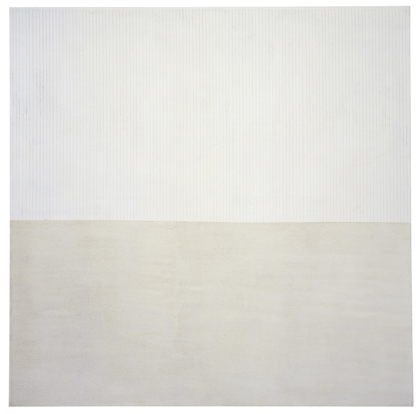 ", 2003. Acrylic and graphite on canvas, 60"" x 60"" (152.4 cm x 152.4 cm)."