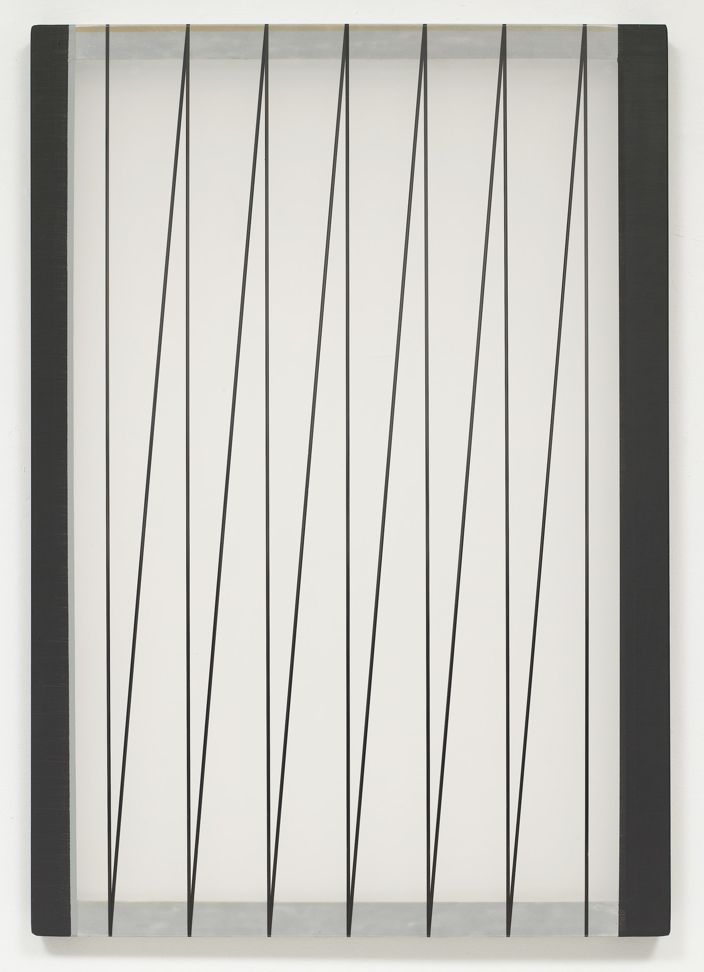", 2004. acrylic, magnetic tape mounted on polystyrene coated aluminum frame, 39-3/8"" x 27-1/2"" (100 cm x 70 cm)."