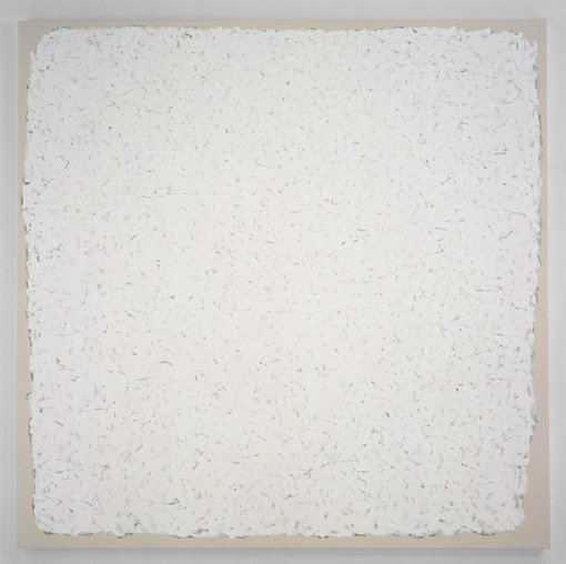 ", 2002. oil on canvas, 78"" x 78"" (198.1 cm x 198.1 cm)."