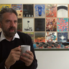 VIDEO: Keith Tyson interviewed at the David Risley Gallery in Denmark