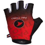 Unisex Ascent Printed Cycling Gloves