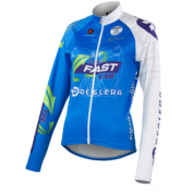 Women's Continental Cycling Jersey Long Sleeve