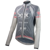 Women's Ultra-Lite Rain Cycling Jacket (Clear)