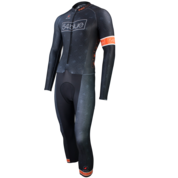 Unisex Cyclocross Thermal Skinsuit