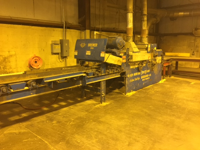 2223-Brewer-Gang-Saw-Infeed