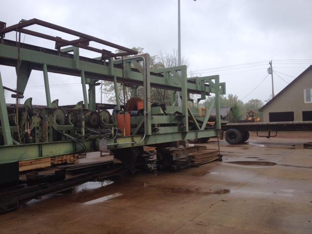 Cooper Overhead Scragg Mill #2291