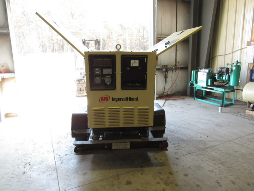 Ingersoll Rand G-25 Generator #2308