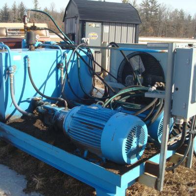 WF Bin Power Unit #2339