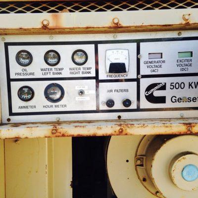 Onan Generator Controls #2343