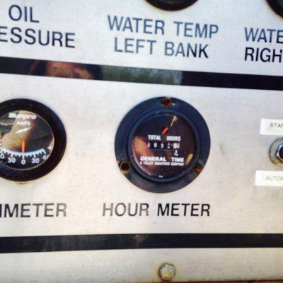 Onan Generator Dials #2343