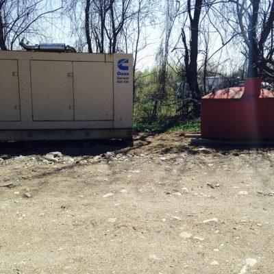 Onan Generator Unit #2343