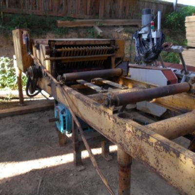 Hydraulic Edger #2368 2
