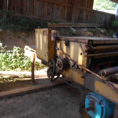 Hydraulic Edger #2368 4