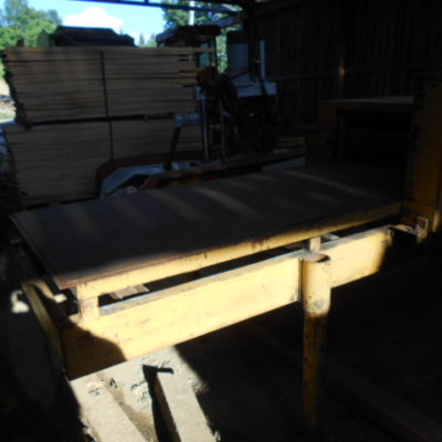 Hydraulic Edger Outfeed #2368