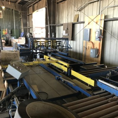 Pallet Chief Assbly Line #2397