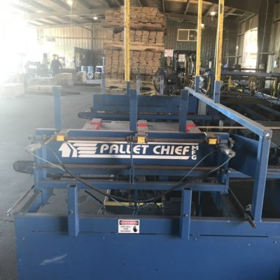 Pallet Chief Stacker #2397