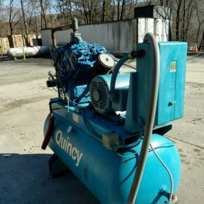 Qunicy Compressor Front #2412