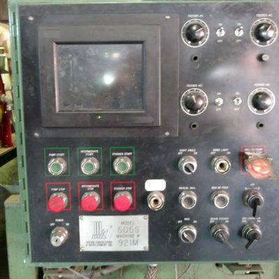 Turbo 505 Control Panel #2414