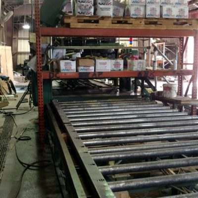 Turbo 505 Roll Out Conveyor #2414