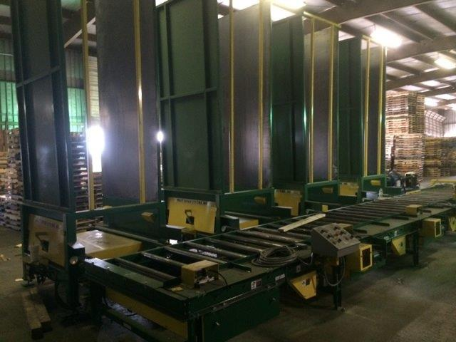 Pallet Repair System Stackers #2431