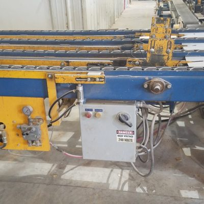 Baker 2HD Resaw Conveyors 1 #2344