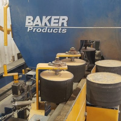 Baker 2HD Resaw Heads #2344