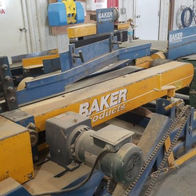 Baker 2HD Resaw Infeed 2 #2344