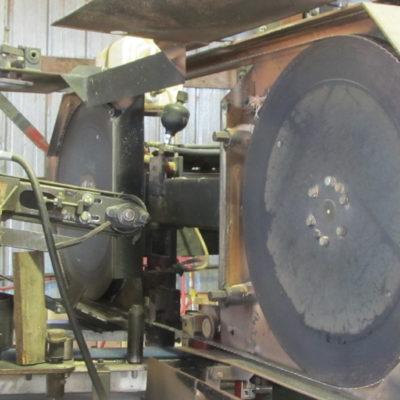 Brute Bandsaw Wheel #2450