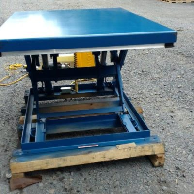 Vestil Electric Hydraulic Rear #2454