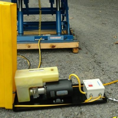 Vestil Electric Hydraulic Unit Lift #2454 7