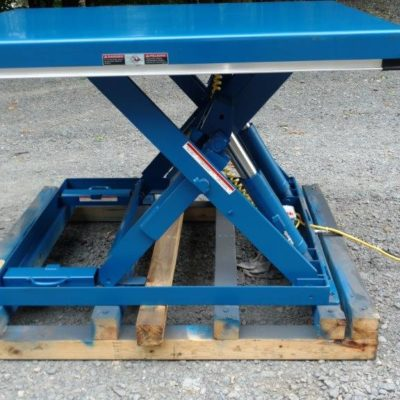 Vestil Electric Hydraulic Unit Table #2454