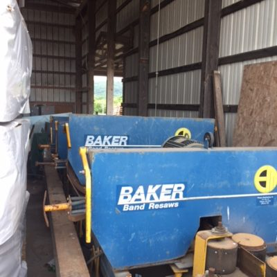Baker Bandsaw #2464 1