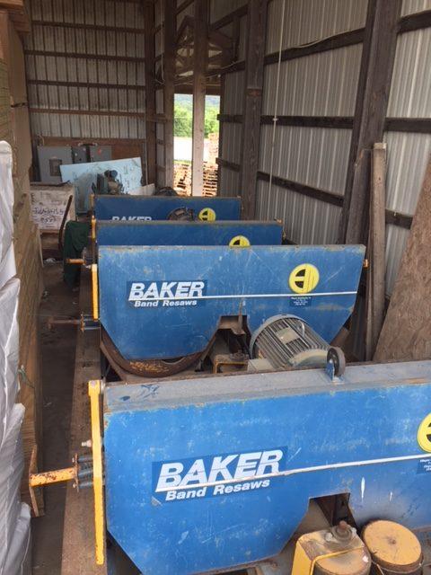 Baker Bandsaw #2464 2