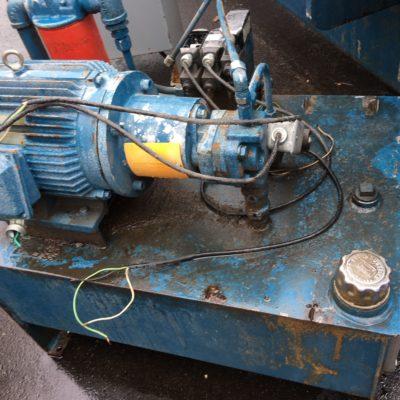 Scott 5 HD Trim Motor #2465