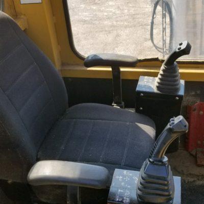 Vermeer Tub Grinder Cab Controls #2466