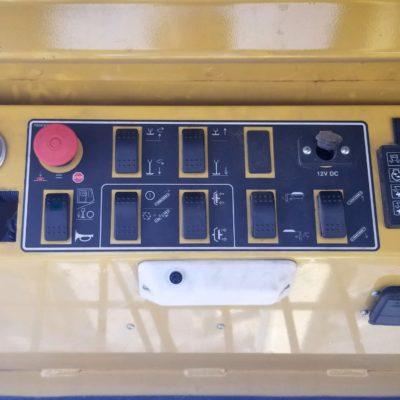 Vermeer Tub Grinder Controls #2466