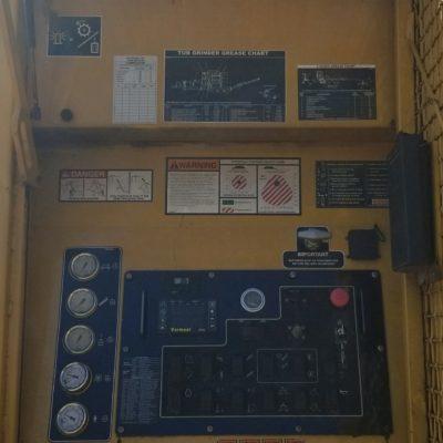 Vermeer Tub Grinder Controls 2 #2466