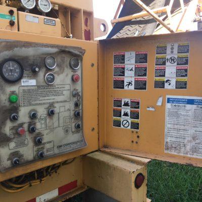 Bio-Grind Control Box #2468