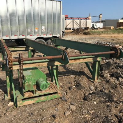 Infeed Green Chain Front #2470