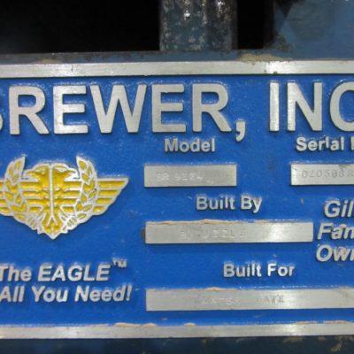 Brewer DA DB Gang Plate #2472
