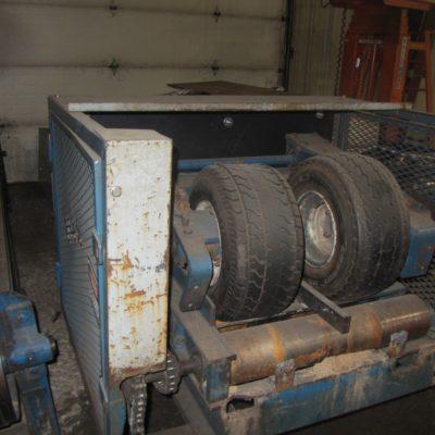Brewer DA DB Gang Tires #2472